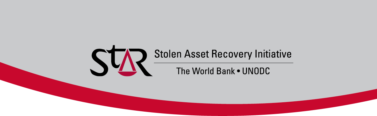 StAR: Stolen Asset Recovery Initiative