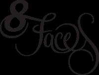 8 Faces logo
