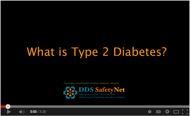 What is Type 2 Diabetes Video: https://www.youtube.com/watch?v=CJgGqPkS4zI