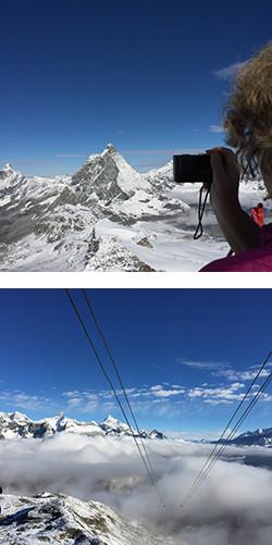 Matterhorn views