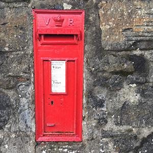 VR mailbox