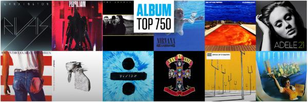 ALBUM TOP 750