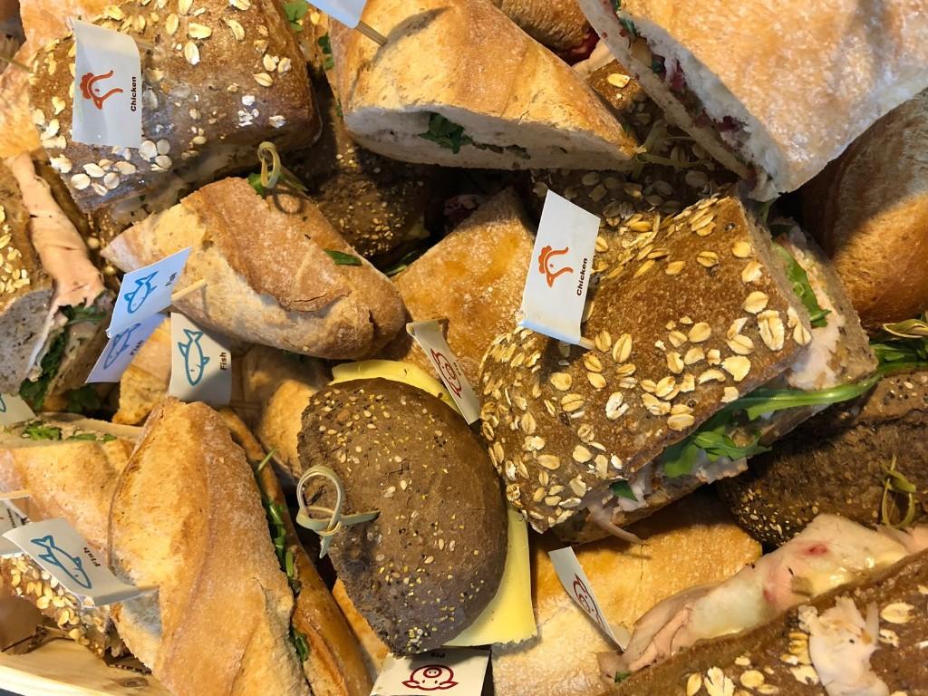 rijk belegde broodjes