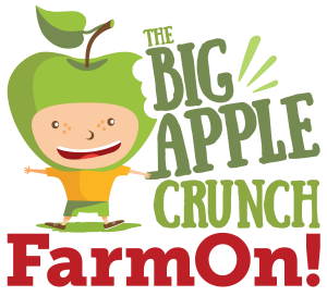 The Big Apple Crunch FarmOn!