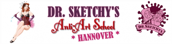 Dr. Sketchy's Anti-Art School Hannover