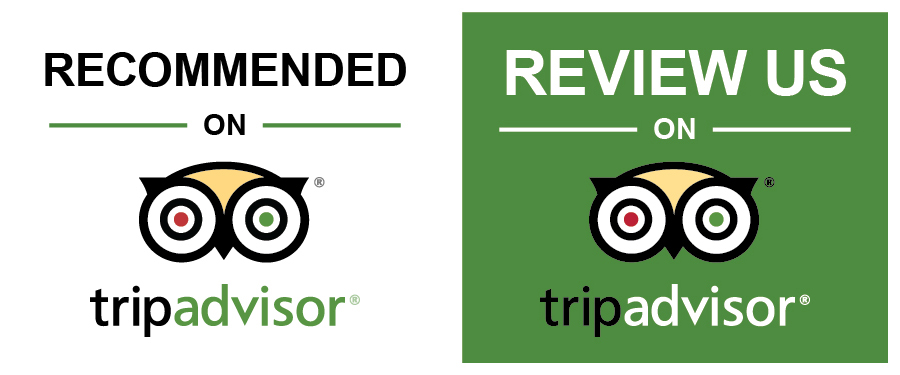 Review and Recommend Us on TripAdvisor