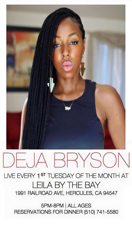 Deja Bryson Jazz Night