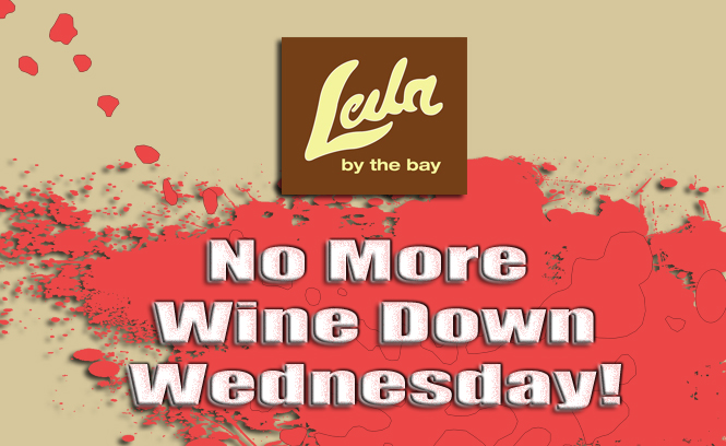 No More Wine Down Wednesday