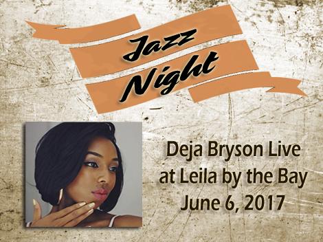Jazz Night at Leila