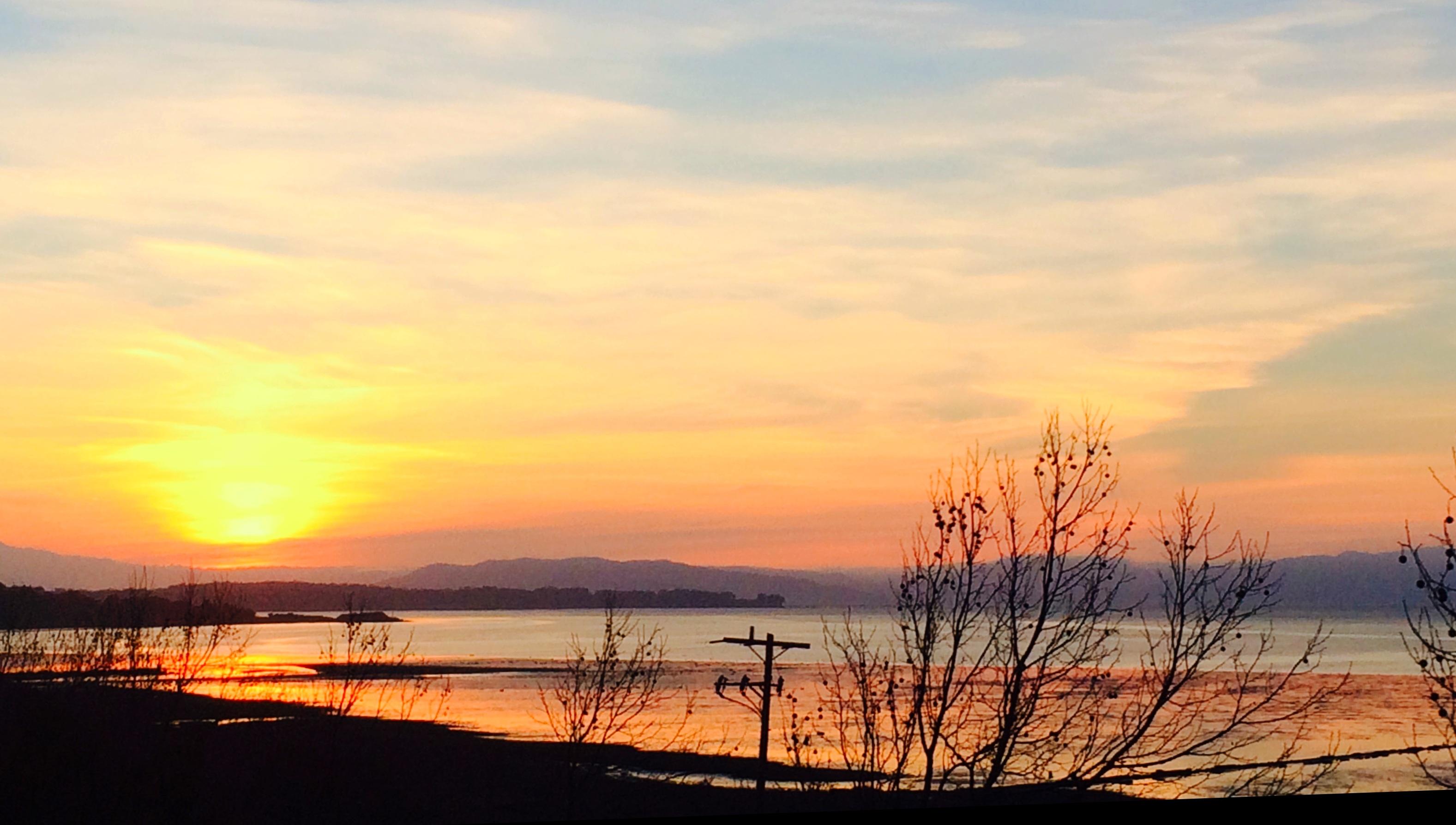 sunset @ Leila
