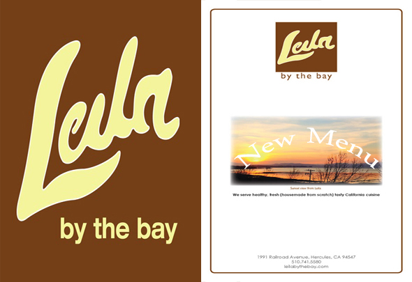Leila's New Menu