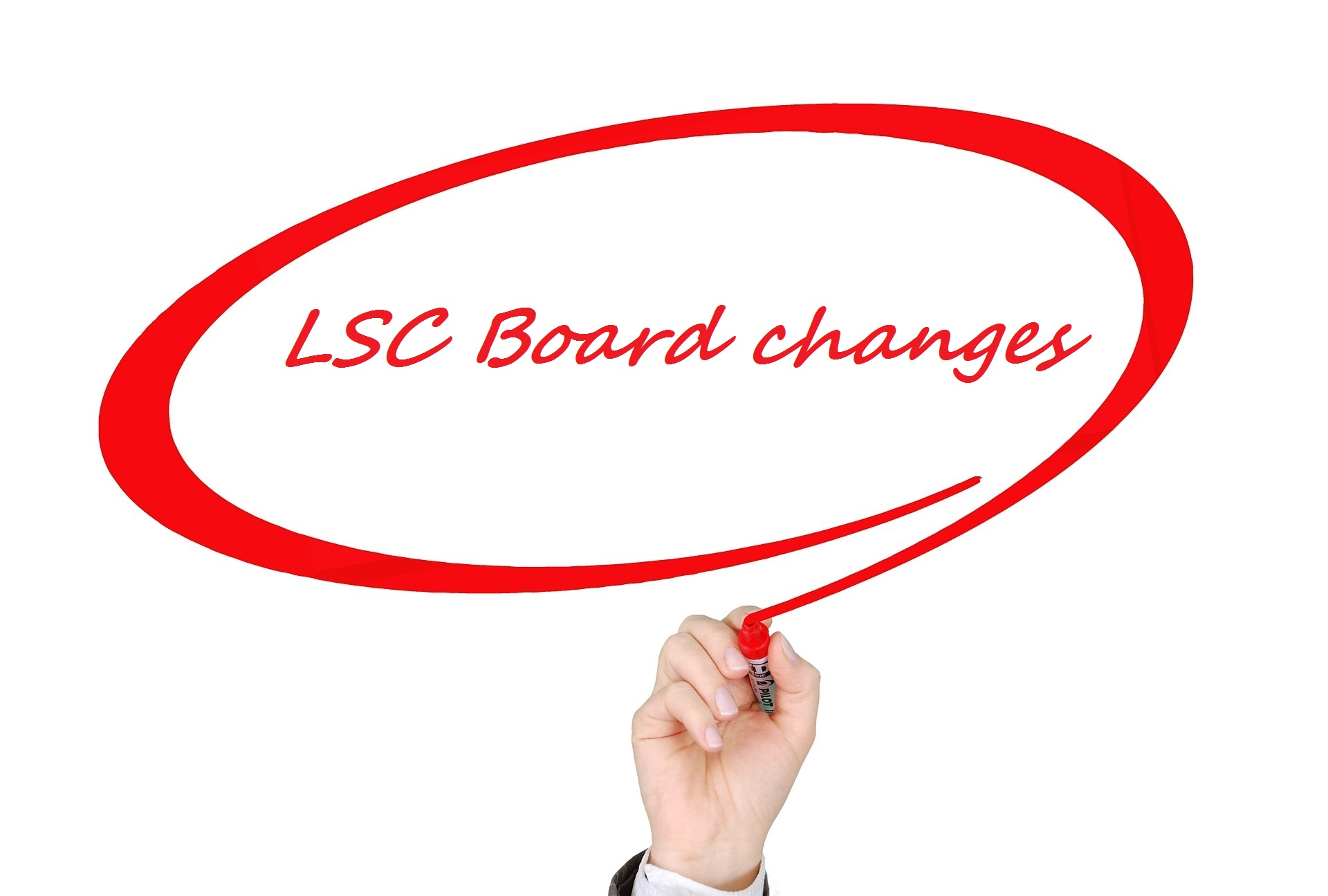 LSC Board changes