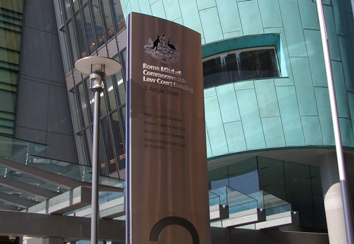 Federal Court building - Adelaide