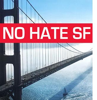 No Hate SF