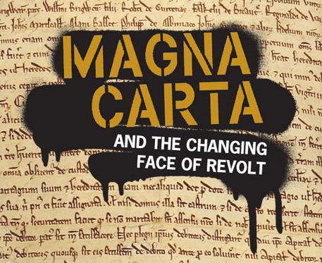 Magna Carta exhibition photo