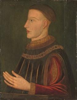 Portrait of Henry V