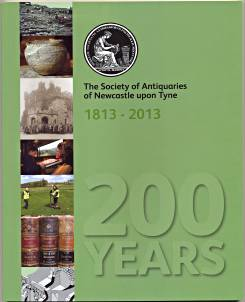 Newcastle Antiquaries Bicentenary booklet