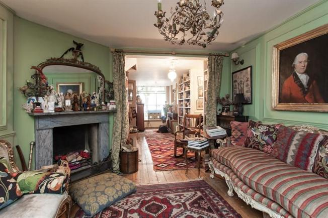Roger Bowdler's House