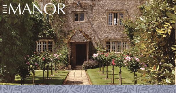 'The Manor' e-newsletter masthead