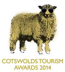 Cotswold Tourism Awards 2014 logo
