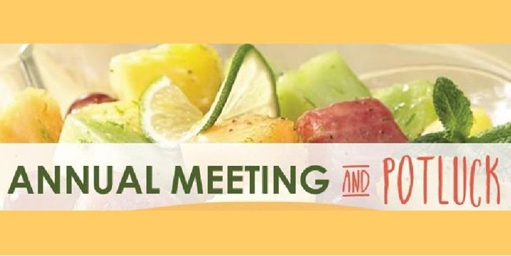 TCSL Annual Meeting & Potluck