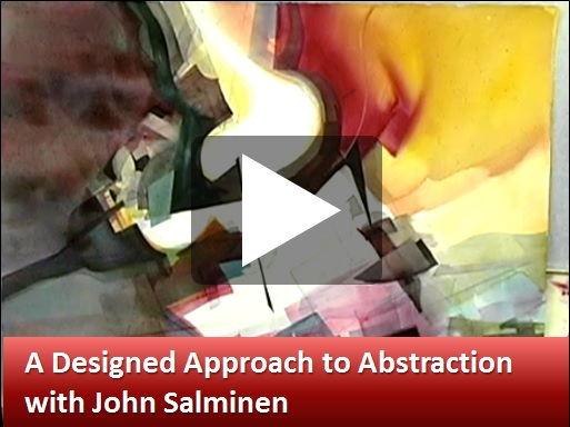 JS1d - A Designed Approach to Abstraction by John Salminen