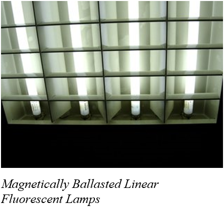 Magnetically Ballasted Linear Fluorescent Lamps Flicker