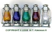W.T. Kirkman Party Lantern Sets