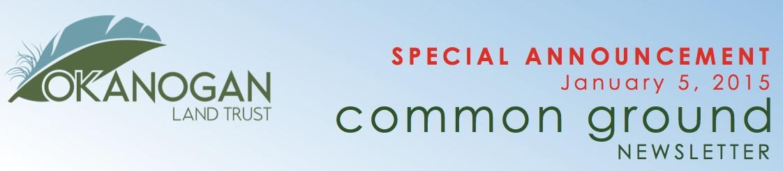 OLT - Special Announcement