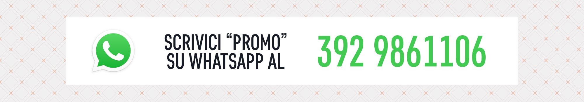 Whatsapp sconti e promozioni di Semprefarmacia.it