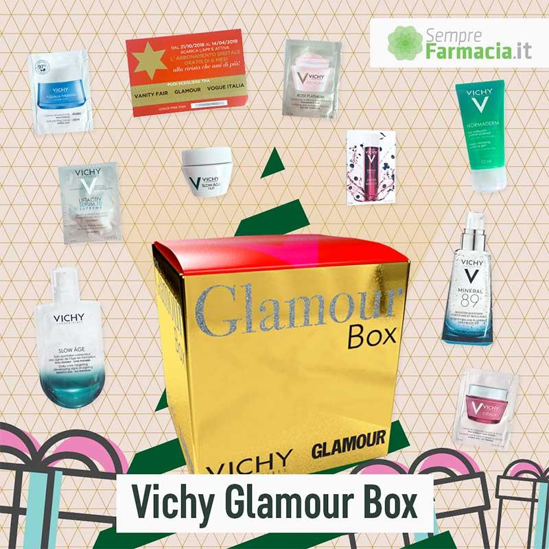 vichy glamour box