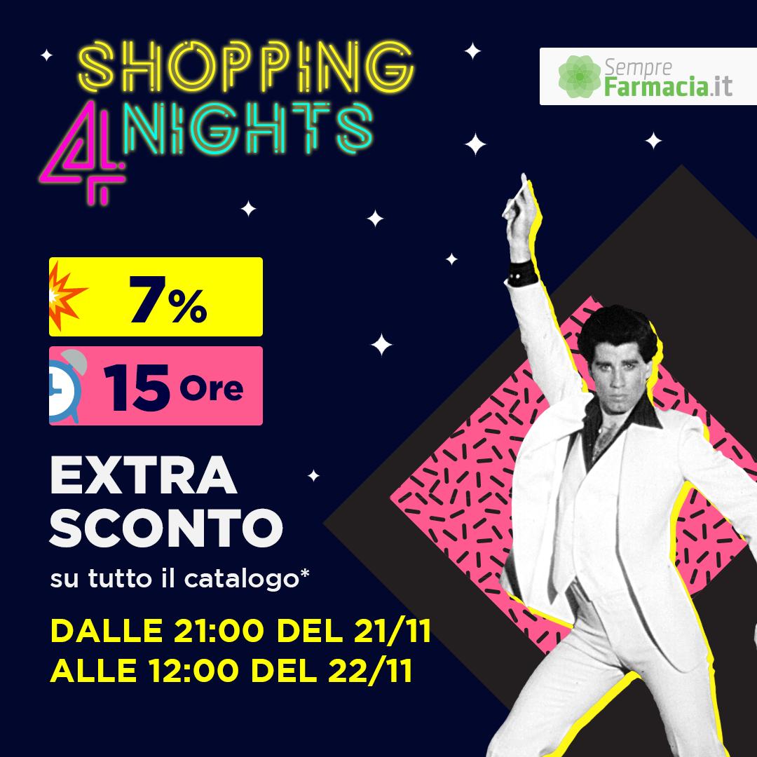 shopping 4 nights