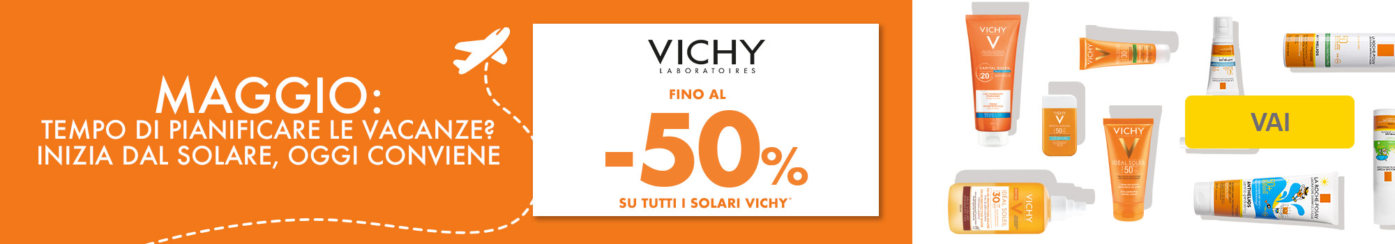 Vichy solari