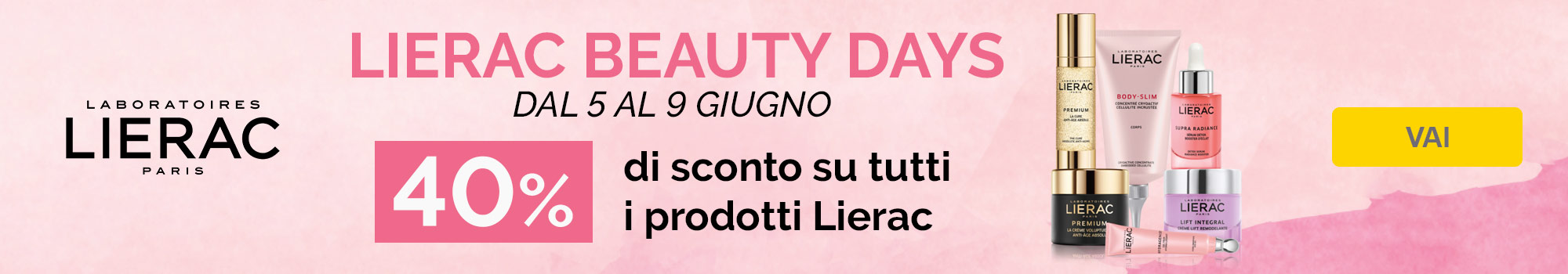 Lierac Beauty Days