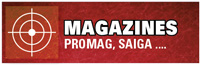 Magazines at Centerfire Systems
