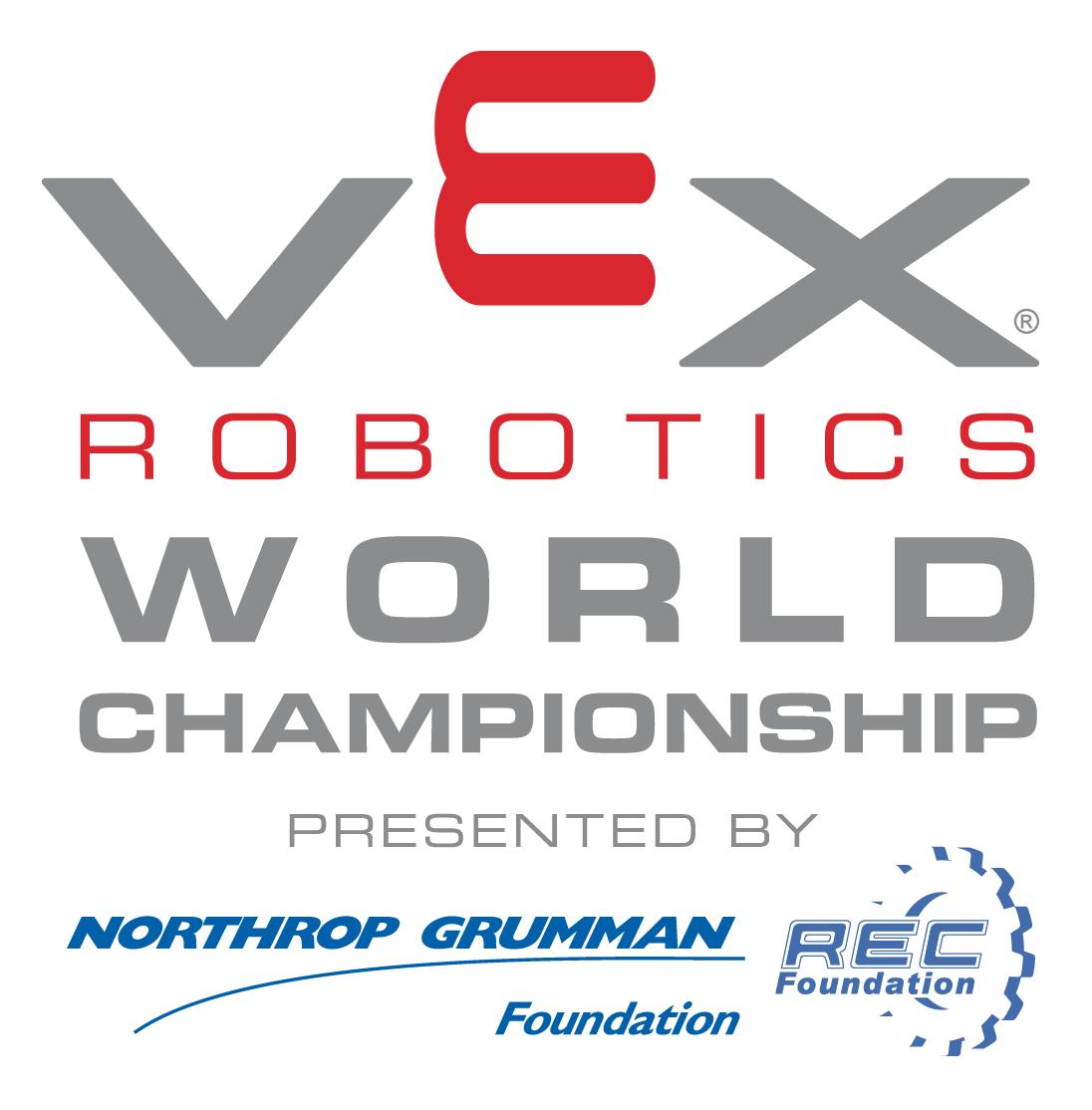 2018 VEX Robotics World Championship - VEX Robotics Competition logo