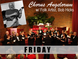 Chorus Angelorum Bob Hicks