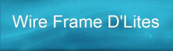 Wire Frame D'Lites