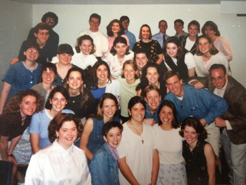 1997 Newman Choir