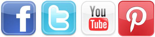 Branching Out: Social Media Logos