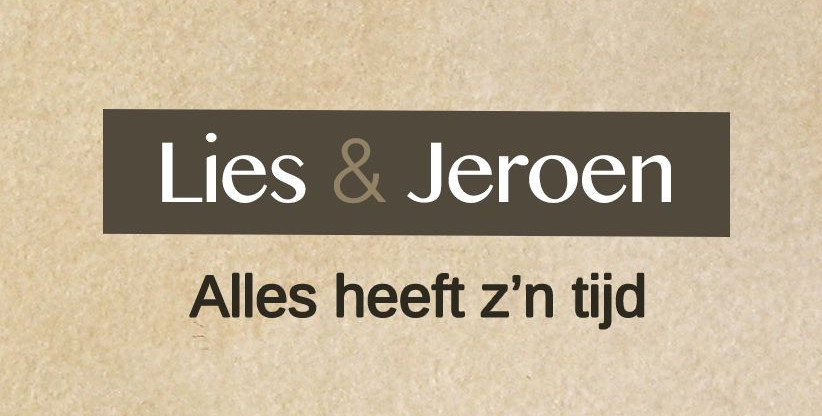 Lies en Jeroen