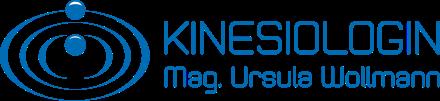 Logo von Kinesiologin Mag. Ursula Wollmann