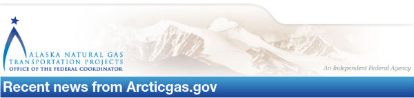 Alaska Natural Gas Transportation Projects