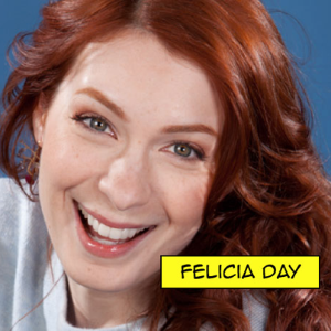 Felica Day At Denver Comic Con 2013