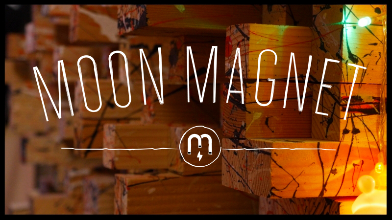 Moon Magnet, Recording Studio, Licensing Library,
