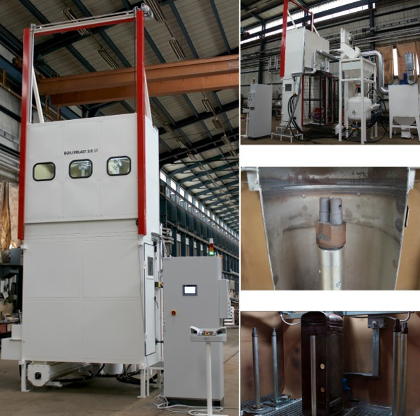 Water heater manufacturing, China