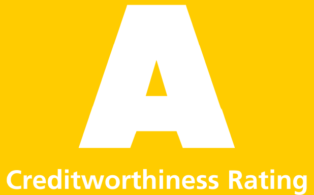 Company FerroČrtalič d.o.o. achieve A Creditworthiness rating