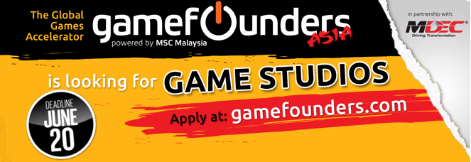 GameFounders Acceleration Programme