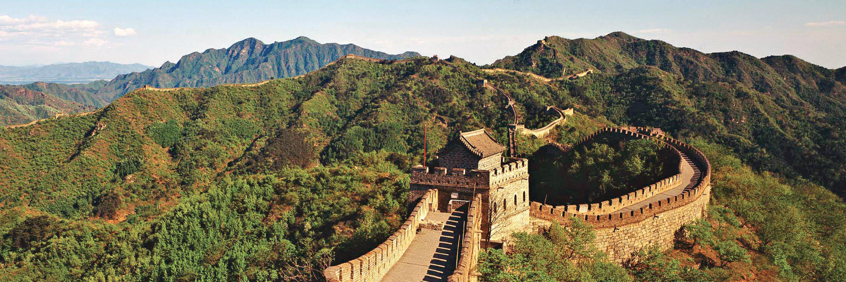 China Great Wall Worlds Top Destinations