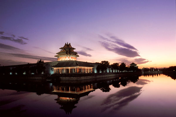 Forbidden City Night Worlds Top Destinations